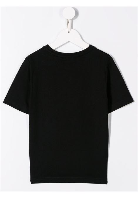 hugo boss tshirt con stampa scritta logo HUGO BOSS | Tshirt | J25P1309B