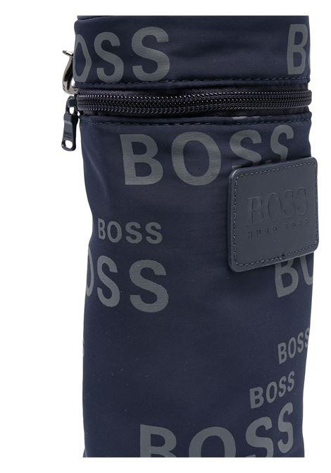 hugo boss portabiberon con scritta logo HUGO BOSS | Portabiberon | J90197849