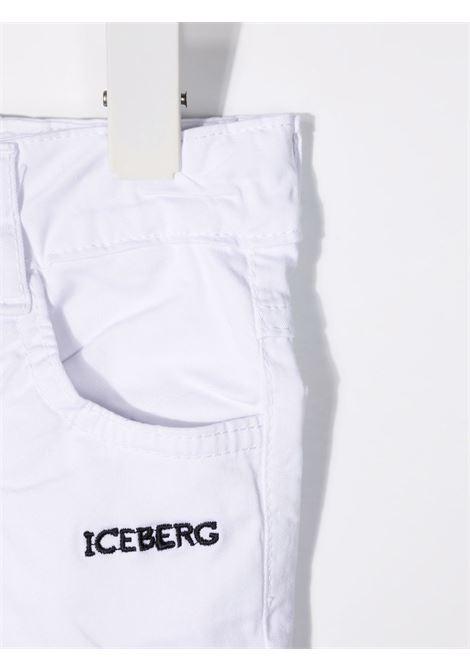 iceberg kids pantalone ICEBERG | Pantalone | BMCE1101B100