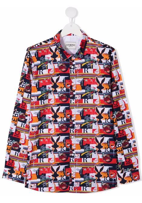 ICEBERG | Shirt | CMICE1103J300T