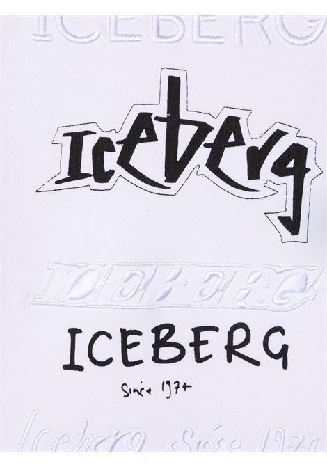 iceberg kids felpa ICEBERG | Felpa | MFICE1109J100T