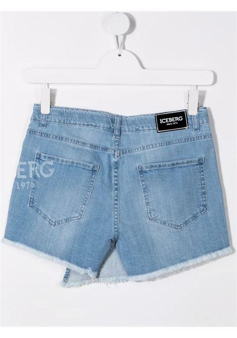iceberg kids shorts ICEBERG | Shorts | SHICE1154J851T