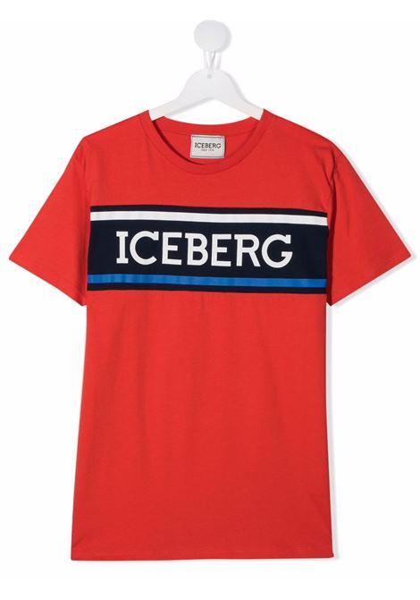iceberg kids tshirt ICEBERG   Tshirt   TSICE1105J300T