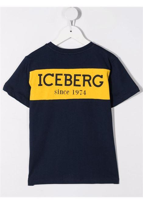 iceberg kids tshirt ICEBERG   Tshirt   TSICE1106J850