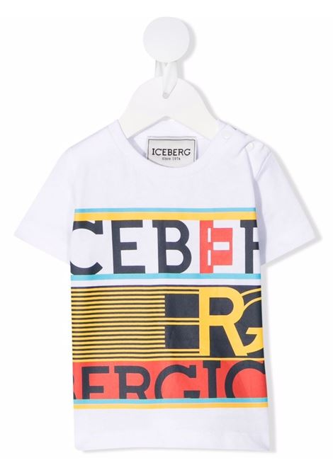 iceberg kids tshirt ICEBERG | Tshirt | TSICE1108B104