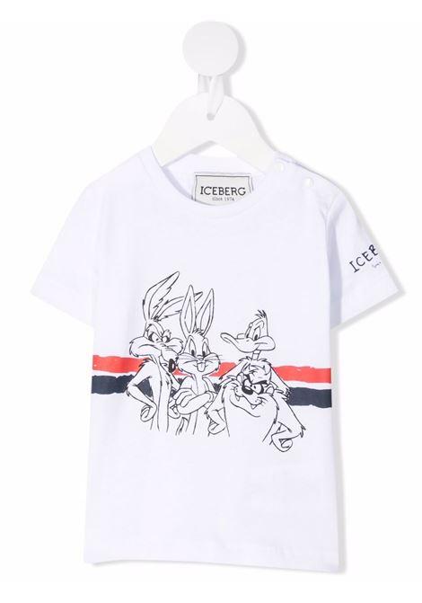iceberg kids tshirt ICEBERG | Tshirt | TSICE1124B104