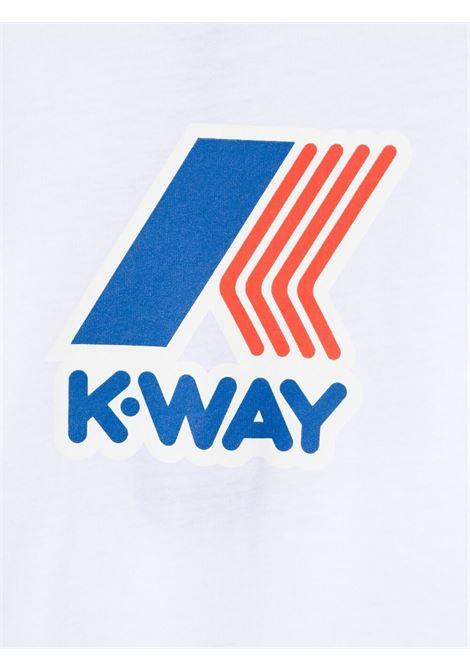 kway kids tshirt K WAY KIDS   Tshirt   K009FF0001