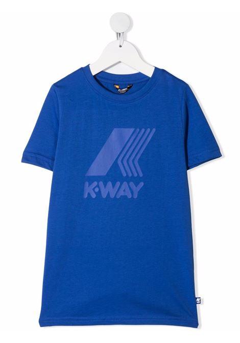 kway kids tshirt elliot logo K WAY KIDS   Tshirt   K009PR0741