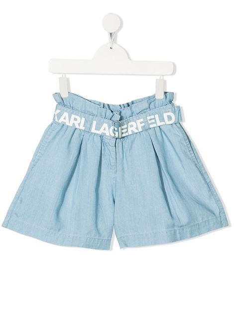 KARL LAGERFELD KIDS | Shorts | Z14144Z04