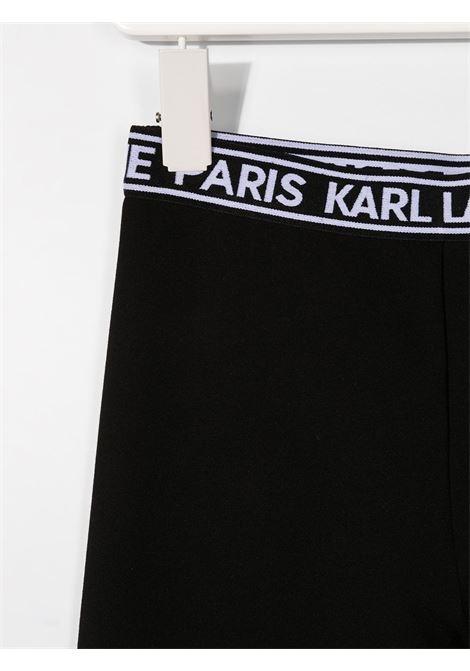 leggins elastico logato karl lagerfild kids KARL LAGERFELD KIDS | Leggins | Z1414809B