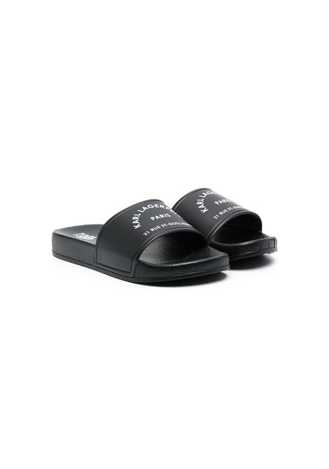 KARL LAGERFELD KIDS | Slipper | Z2903509B