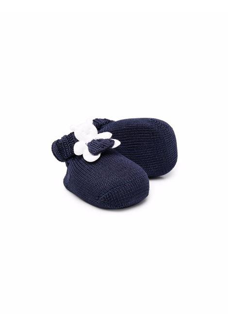 la perla scarpine in filo LA PERLA | Scarpine | 40015BL