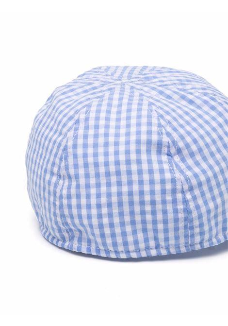 le bebe' berretto in tessuto vichy LE BEBE'   Cappello   LBB3024B/A