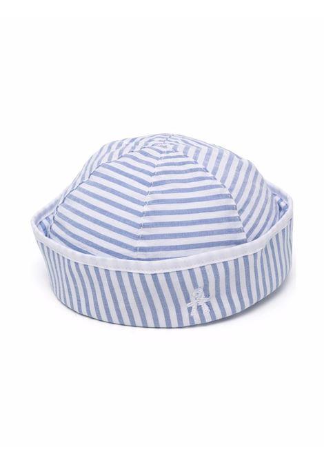 le bebe' cappello marinaretto in tessuto a righe LE BEBE'   Cappello   LBB3071B/A