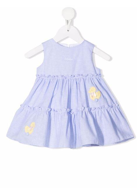 le bebe' abito in lono con papero LE BEBE' | Abito | LBG3365C