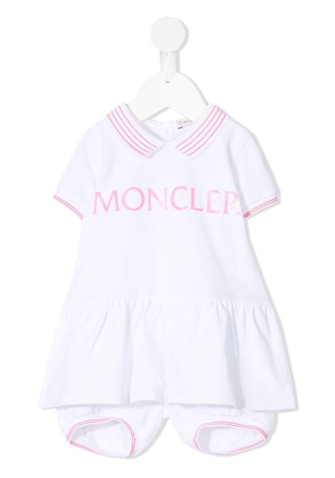 moncler tshirt con shorts MONCLER | Completo | 9518M761108496F002