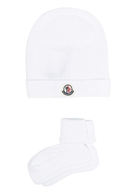 moncler set cappello con calzini MONCLER | Set cappello | 9519N70200V9150002