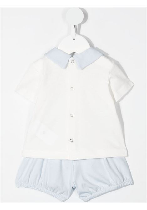 tshirt con coulotte monnalisa in  jersey MONNALISA BEBE | Completo | 22750270100158