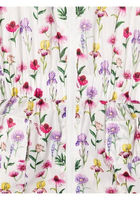 monnalisa sahariana con stampa fiorellini MONNALISA | Giubbino | 11710176050001