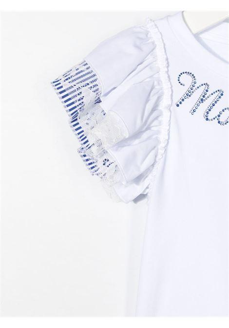 t-shirt mix galette MONNALISA   Tshirt   117616A872019954