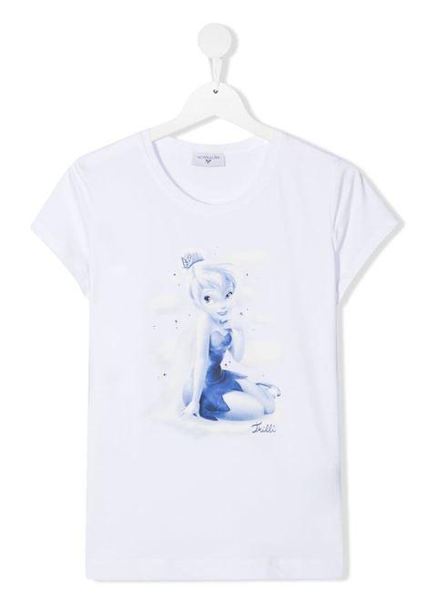 t-shirt stampata MONNALISA   Tshirt   117618P172019954T
