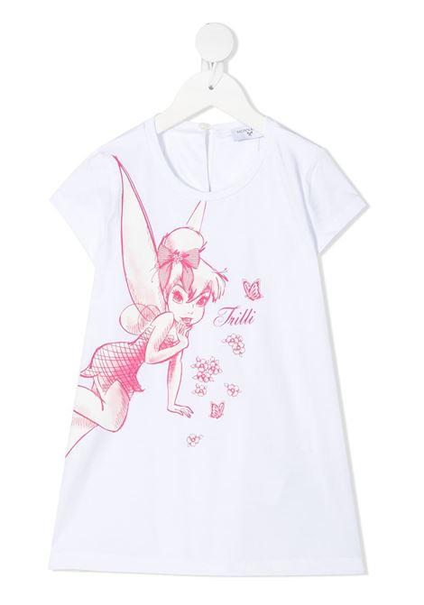 maxi t-shirt MONNALISA | Tshirt | 117627PE72069996