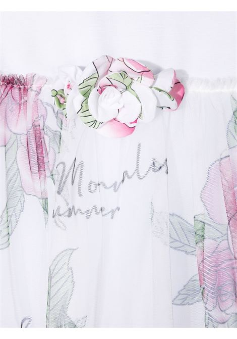 abito compleanno monnalisa in tulle vibees max MONNALISA | Abito | 117921F776619995