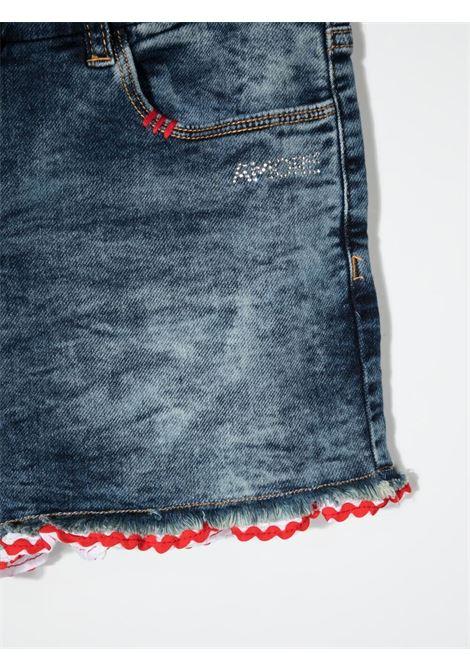 shorts con fragole MONNALISA | Shorts | 197405R970280055T