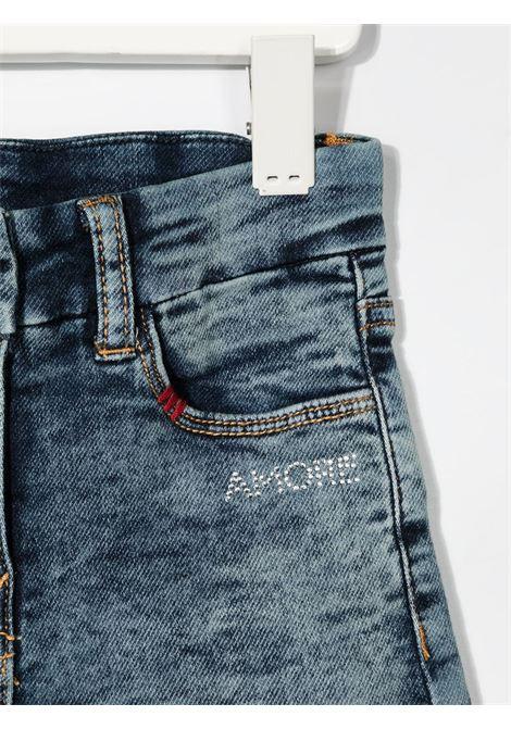 shorts con fragole MONNALISA | Shorts | 197405R970280055