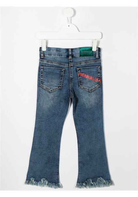 jeans con fragole MONNALISA | Jeans | 197406R970280055