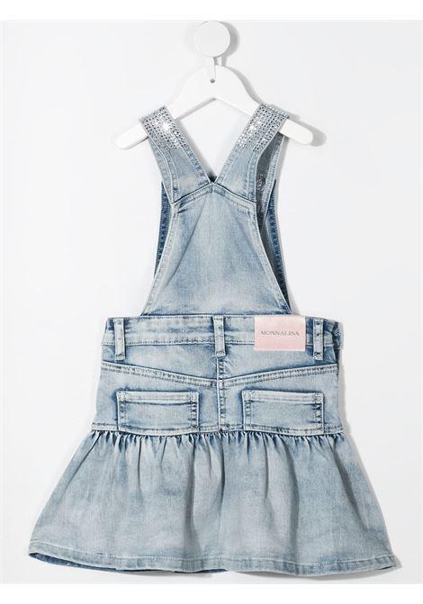 salopette in jeans MONNALISA | Salopette | 197702A770340062