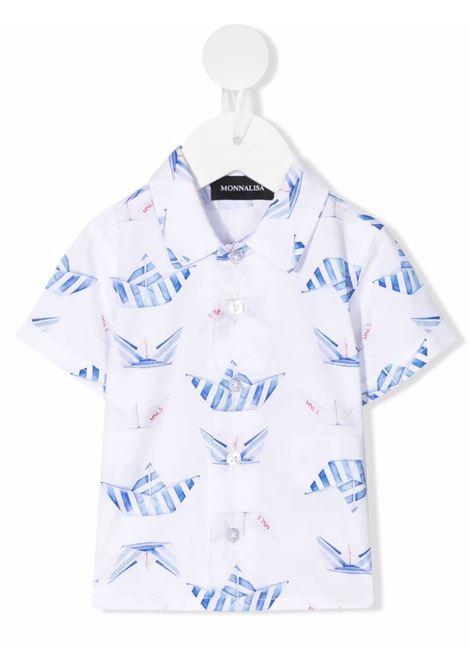 camicia monnalisa manica corta MONNALISA | Camicia | 28730676729954