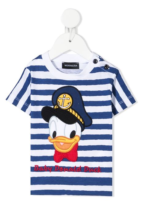 t-shirt monnalisa a righe MONNALISA | T shirt | 28760970529954
