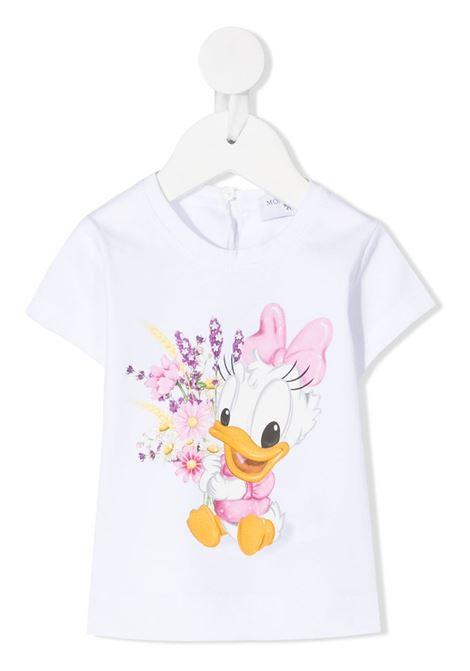t-shirt monnalisa con stampa MONNALISA | Tshirt | 317616PF72060099
