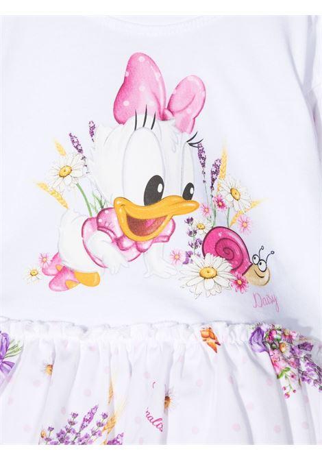 maxi t-shirt con galette MONNALISA | Tshirt | 317623PO72060099
