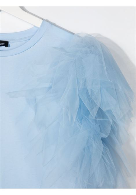 t-shirt monnallisa tulle MONNALISA | Tshirt | 417611AC72060058T