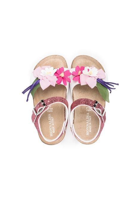 sandalo monnalisa lavanda MONNALISA | Sandalo | 8370217713G065