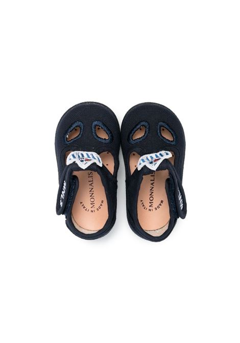 sandalo monnalisa occhietti MONNALISA | Sandalo | 85700677250056