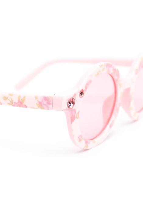occhiali monnalisa stampa rose MONNALISA | Occhiali | 93703070820190