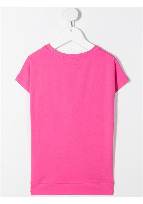 maxi tshirt moschino junior MOSCHINO KIDS | Tshirt | HBM02VLBA0050533T
