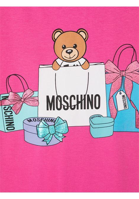 MOSCHINO KIDS |  | HBM02VLBA0050533T