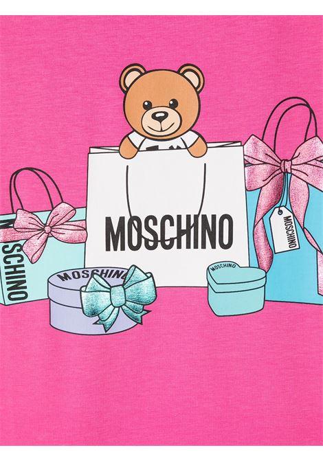 MOSCHINO KIDS |  | HBM02VLBA0050533