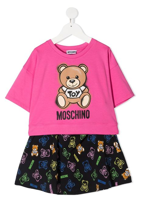 MOSCHINO KIDS | Suit | HDG004LDB4850533