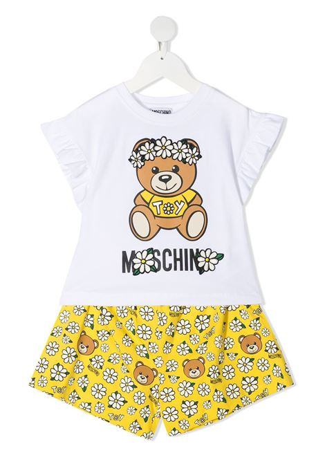 MOSCHINO KIDS | Suit | HDG006LBB5782163
