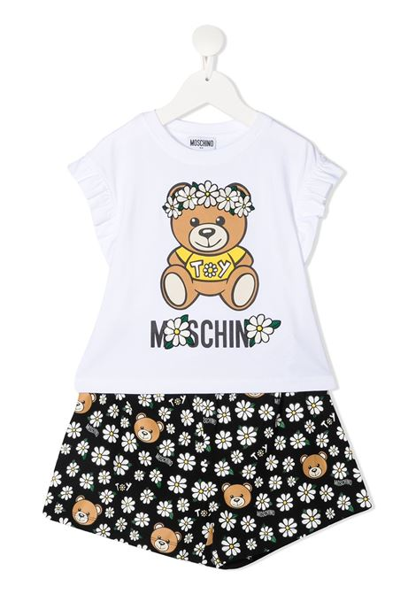 MOSCHINO KIDS | Suit | HDG006LBB5785336