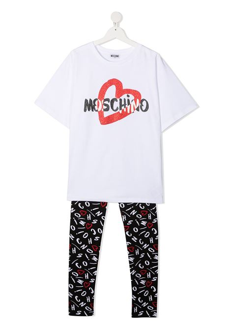 MOSCHINO KIDS | Suit | HDG009LBB6182223T