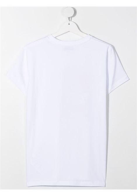 tshirt moschino junior MOSCHINO KIDS   Tshirt   HDM03PLBA0010101T