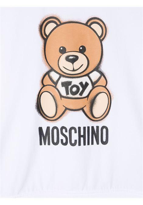 tshirt moschino junior MOSCHINO KIDS | Tshirt | HDM03XLBA1810101T