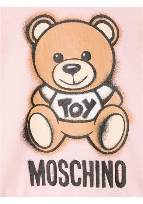 tshirt moschino junior MOSCHINO KIDS | Tshirt | HDM03XLBA1850209