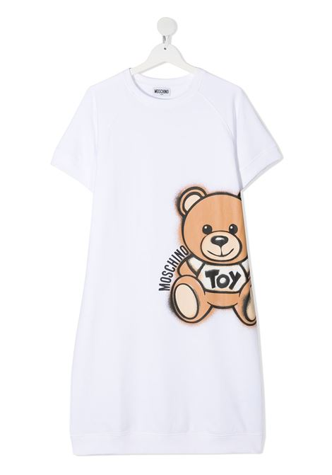 MOSCHINO KIDS | Dress | HDV09YLDA1310101T